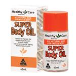 Healthy Care Super Body Oil 60mL