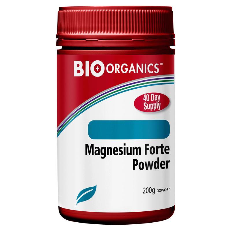 바이오오가닉스 마그네슘 포르테 파우더..