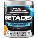 VitalStrength Amino Betadex During Workout Stack Orange Thirst 360g