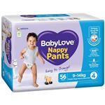 BabyLove Nappy Pants Jumbo Toddler 56
