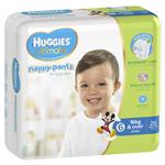 Huggies Nappy Pants Junior Boy 26
