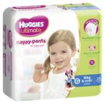 Huggies Nappy Pants Junior Girl 26
