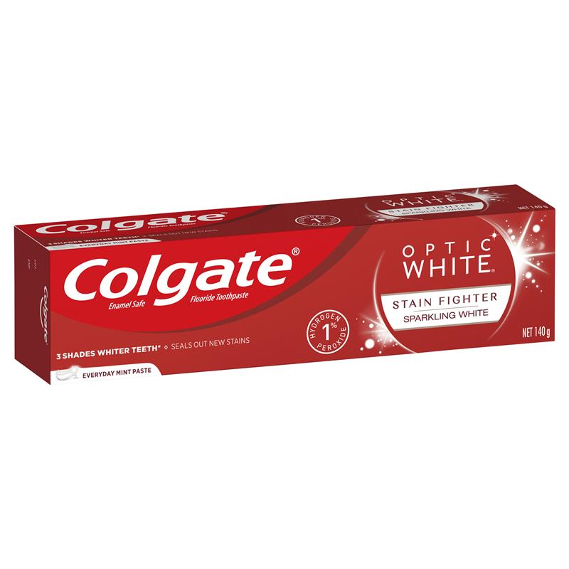 $ Off Optic White Toothbrush & Whitening Pen From Colgate. Brighten you smile for less courtesy of Colgate! Get $ Off Optic White Toothbrush & Whitening Pen when you visit staffray.ml! Sign up for SmileTalk to access this Coupon.