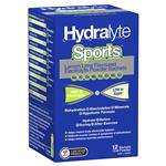 Hydralyte Sports Lemon/Lime 12 Sachet