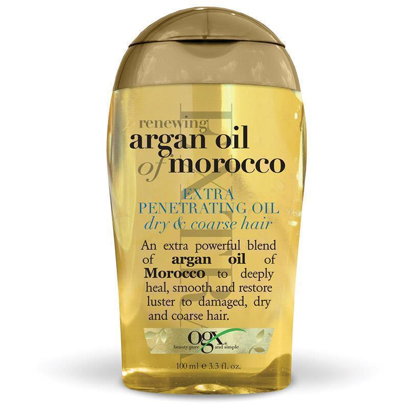 Organix Renewing Moroccan Argan Oil Extra Strength Penetrating Oil 100ml at Chemist Warehouse in Campbellfield, VIC | Tuggl