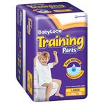BabyLove Training Pants Large 12 Pack