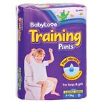 Babylove Training Pants Medium 15 Pack