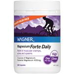 Wagner Magnesium Forte Daily 300 Capsules Exclusive Size