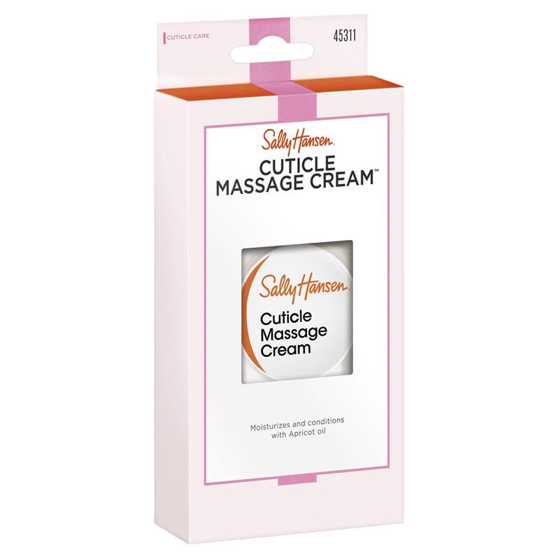 Buy Sally Hansen Cuticle Massage Cream Online at Chemist