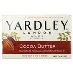 Yardley Soap Cocoa Butter 120g