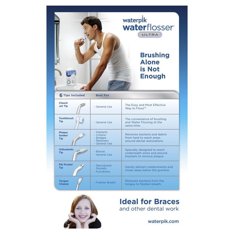 Buy Waterpik Waterflosser Ultra Online at Chemist Warehouse®