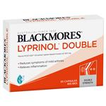 Blackmores Lyprinol Double 30