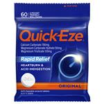 Quick Eze Original Tablets Multi Pack