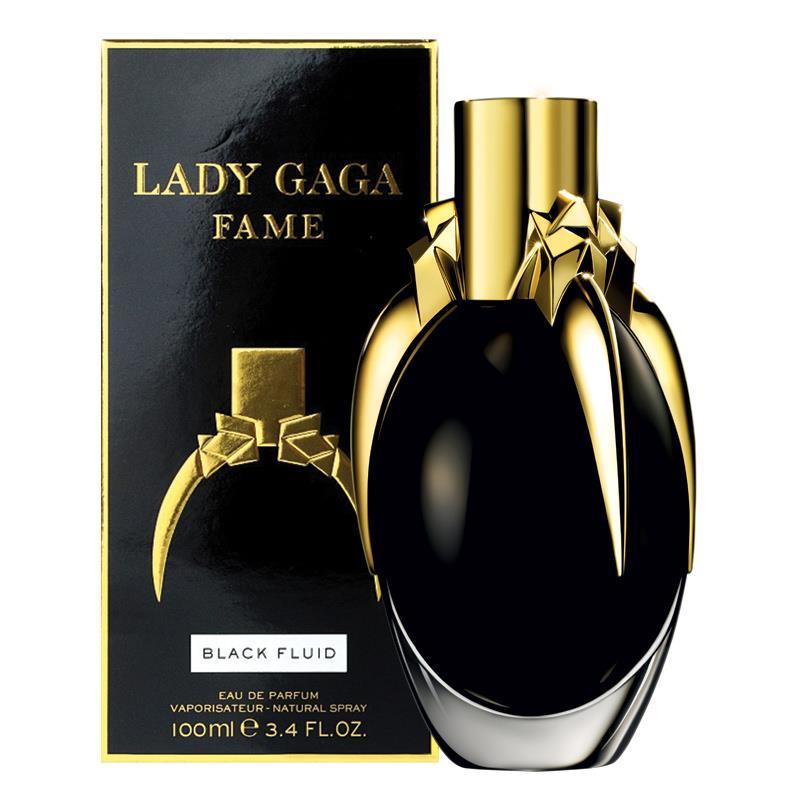 buy lady gaga fame eau de parfum 100ml spray online at. Black Bedroom Furniture Sets. Home Design Ideas