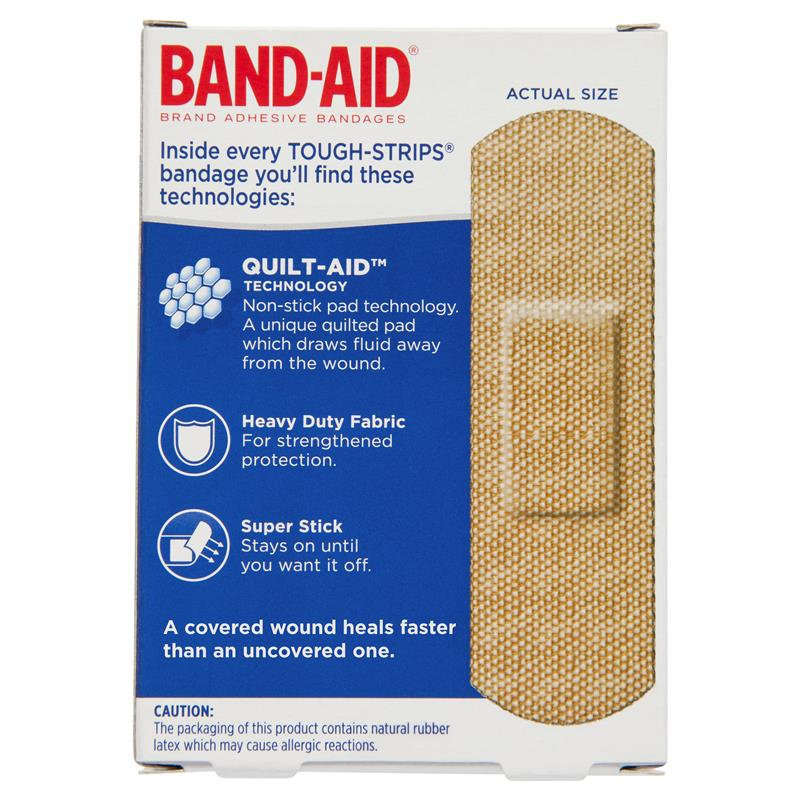 buy band aid tough strips 40 pack online at chemist warehouse