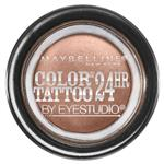 Maybelline Color Tattoo 24HR Cream Gel Eyeshadow - Bad To Bronze