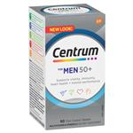 Centrum For Men 50+ 90 Tablets
