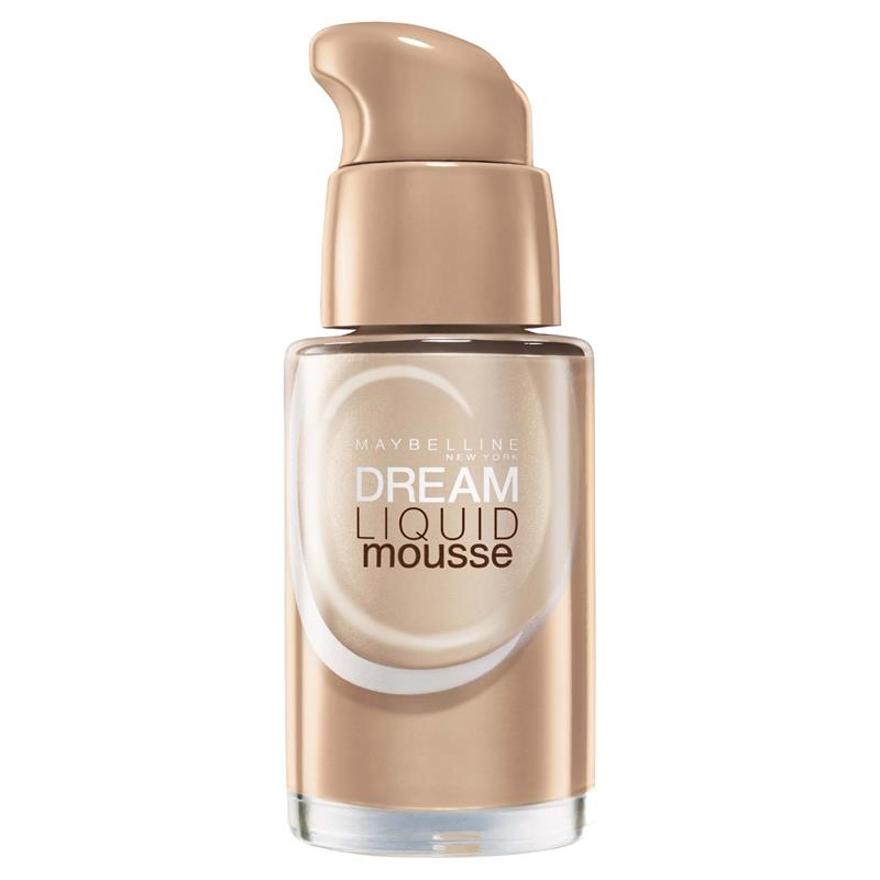 Maybelline Dream Matte Mousse Liquid Makeup Classic Ivory | Tuggl