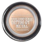 Maybelline Color Tattoo Metal 24HR Cream Gel Eyeshadow - Barely Branded