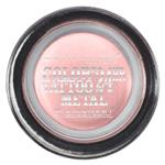 Maybelline Color Tattoo Metal 24HR Cream Gel Eyeshadow - Inked In Pink