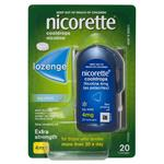 Nicorette Cooldrops Lozenge 4mg 20