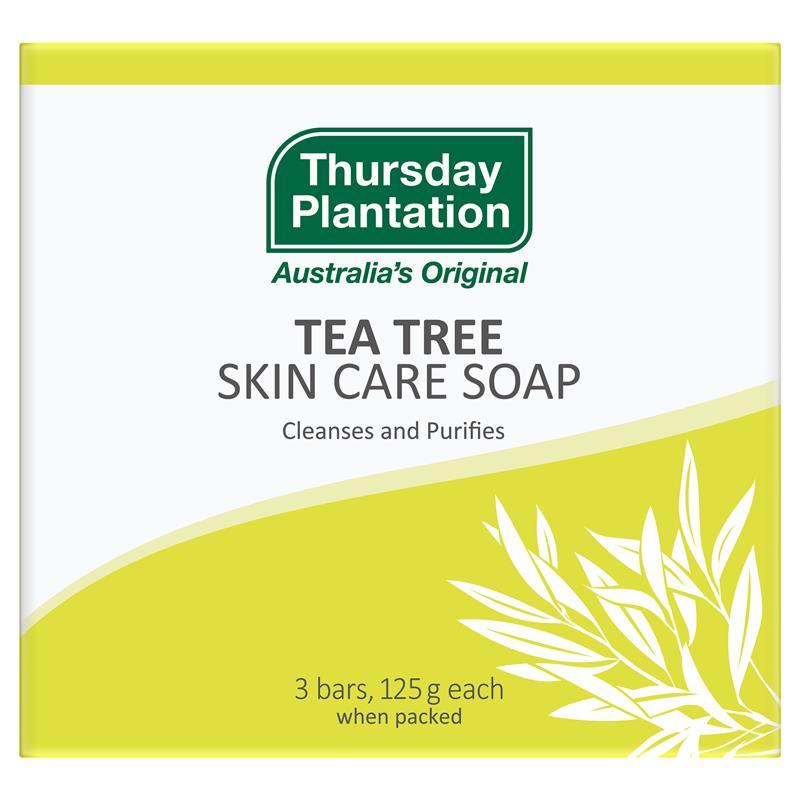 Tea tree facial soap #10