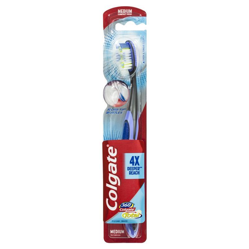 colgate the precision toothbrush essay