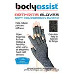 BodyAssist Cotton Arthritis Gloves Large 1 Pair