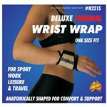 BodyAssist Deluxe Thermal Wrist Wrap Beige