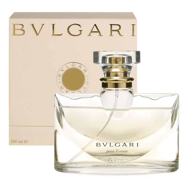 Buy Bvlgari Pour Femme Eau de Toilette 100ml Spray Online at Chemist ... 9e72ef426b1