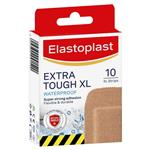 Elastoplast Heavy Fabric Waterproof XL 10 Strips