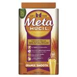 Metamucil Fibre Supplement Smooth Orange 180 Dose