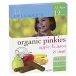 Bellamy Organics Pinkies Apple Banana and Pear