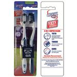 AFL Toothbrush Geelong Cats Twin Pack