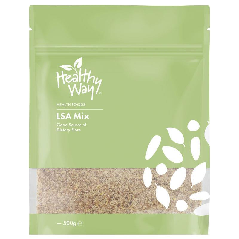 Healthy Way LSA Mix 500g at Chemist Warehouse in Campbellfield, VIC | Tuggl