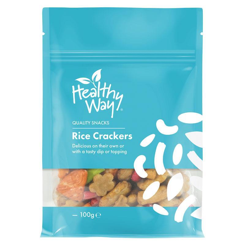 Healthy Way Rice Crackers 100g at Chemist Warehouse in Campbellfield, VIC | Tuggl