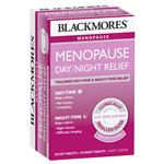 Blackmores Menopause Day and Night Relief 60 Tablets