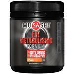Musashi Fat Metabolising Formula Citrus 250g