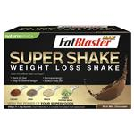 Naturopathica FatBlaster VLCD SuperShake Chocolate 21 x 30g Sachets Exclusive Size