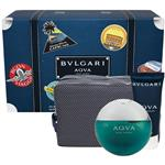 Bvlgari Aqva Pour Homme Eau de Toilette 100ml Spray 3 Piece Set