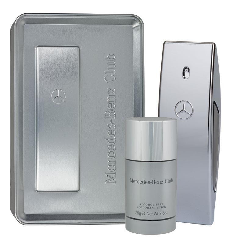 Buy mercedes benz club 50ml 2 piece set online at chemist for Mercedes benz club of america