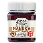 Barnes Naturals Manuka Honey 5+ 250g