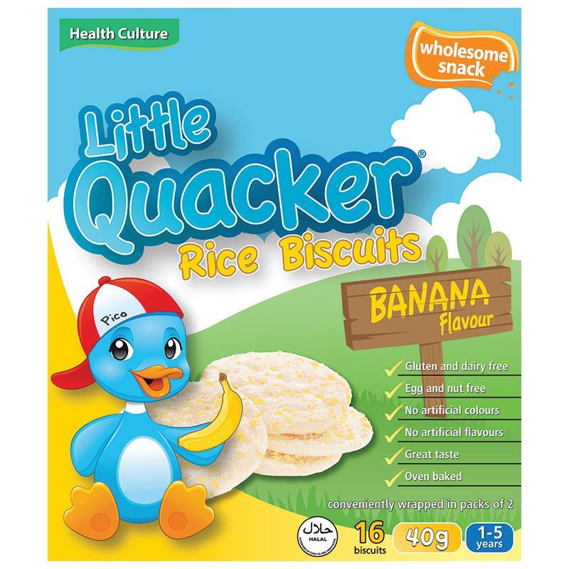 리틀 크래커 라이스 비스킷 바나나 4..