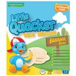 Little Quacker Rice Biscuits Banana Flavour 40g