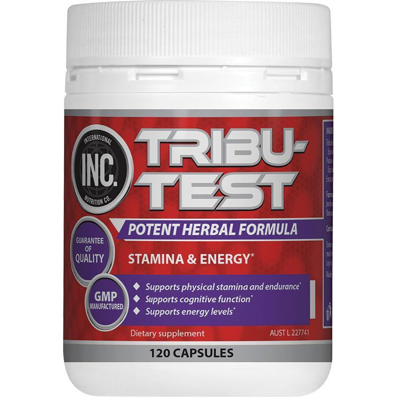 INC Tribu-Test 120 Capsules at Chemist Warehouse in Campbellfield, VIC | Tuggl