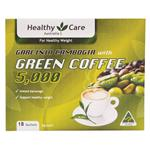 Healthy Care Garcinia Cambogia with Green Coffee 5000 18 Sachets