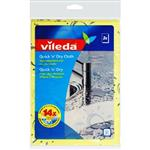 Vileda Quick n Dry Cloth 3 Pack