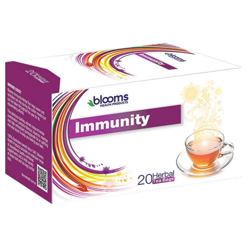 Blooms Immunity 20 Tea Bags at Chemist Warehouse in Campbellfield, VIC | Tuggl