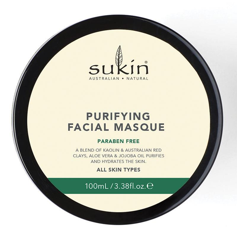 Buy Sukin Purifying Facial Mask 100ml Online At Chemist