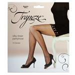 Trapeze Sheer Pantyhose Bronze Tall